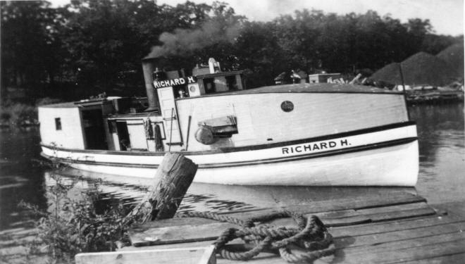 The Fish Tug Richard H