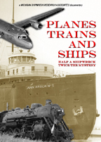 DVD-Planes Trains & Ships
