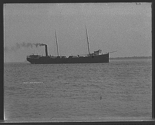 The Hennepin with no self-unloader rig
