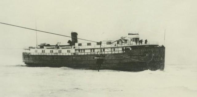 Argo-breeches buoy