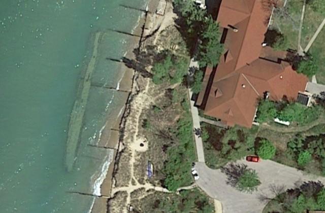 Minnehaha Aerial closeup