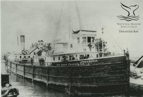 The John V. Moran