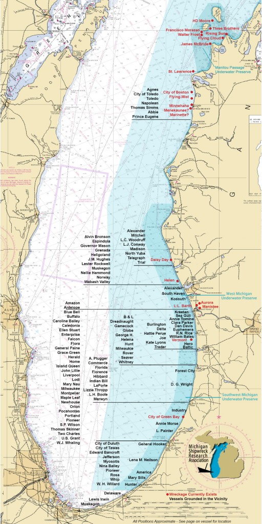 Surfzone Shipwrecks Expanded